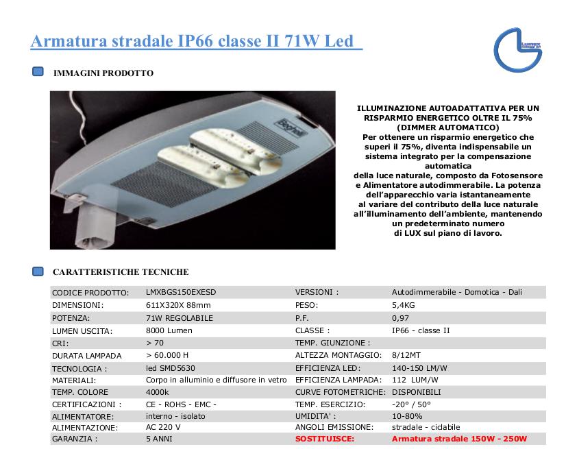 armatura-stradale-71w